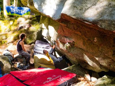 GraMitico - Boulder Meeting - 13,14/09  – Valle di Daone by Ferrino