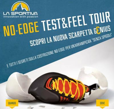 La Sportiva test&feel tour 2015: prova la nuova Genius