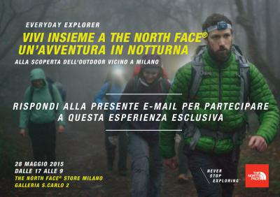The North Face: From Five to Nine
