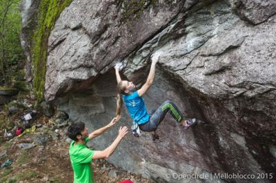 Melloblocco 2015 – day 4, il gran finale e lo spirito libero del bould