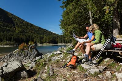 Alpe Adria Trail tra hiking e Climbing