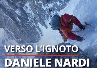 """Daniele Nardi presenta il Film """"Verso l'ignoto"""""""