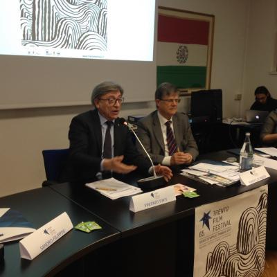 """""""Il CAI e i sentieri protagonisti del dopo terremoto"""":  importante con"""