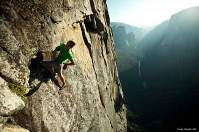 Alex Honnold ospite all'International Mountain Summit a Bressanone