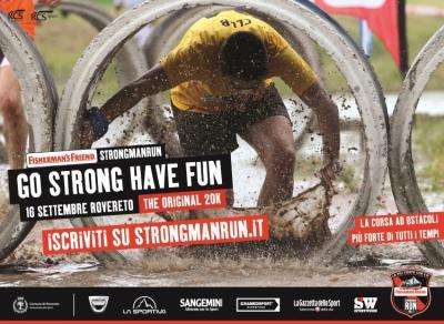 La Sportiva in partnership con Fisherman's Friend StrongmanRun 2017