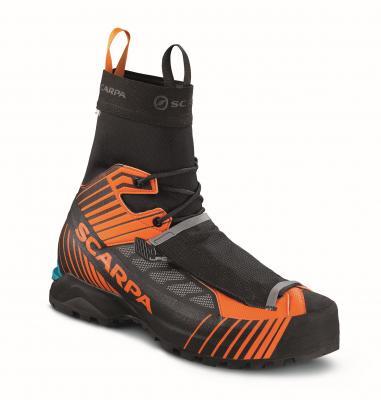 Lo scarpone ultraleggero rivoluzionerà il mondo dell'alpinismo