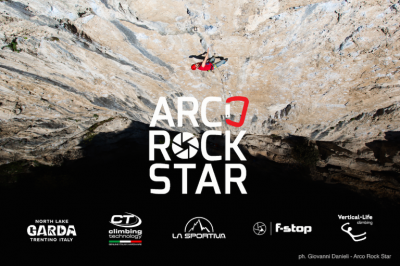 La Sportiva partner of Arco Rock Star, international contest climbing
