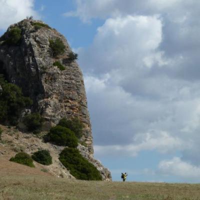 Basilicata: Tempa Petrolla, Riserva Regionale dei Calanchi