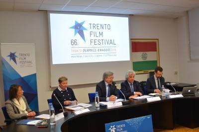 Al Trento Film Festival le nuove linee editoriali Del Cai