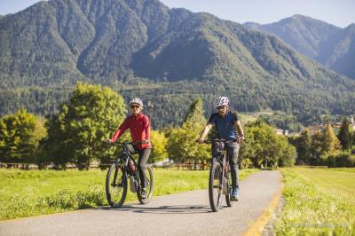 Canyoning, bike, trekking e Iron nelle GIudicarie