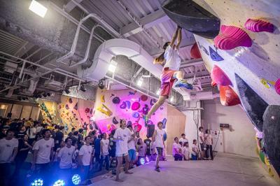La Sportiva festeggia le prime convocazioni olimpiche all'evento Climb