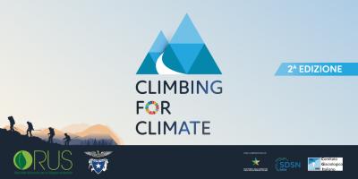Climbing For Climate: Un'escursione In Montagna di sensibilizzazione