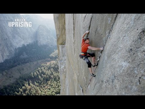 Tommy Caldwell And The Dawn Wall - Valley Uprising Bonus Scene