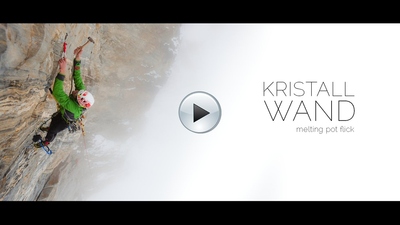 Kristallwand - MeltingPot - Hansjörg Auer - Alpsolut Moving Pictures