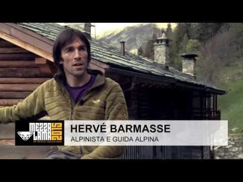 Hervè Barmasse e il 150° dell'ascesa al Cervino