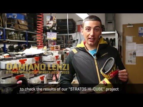 La Sportiva and Damiano Lenzi present Stratos Hi-Cube