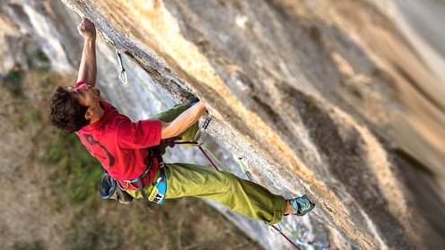 Stefano Ghisolfi's Year Long Battle With Italy's First 9b: Lapsus