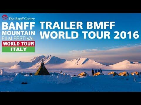 2015-16 Banff Mountain Film Festival World Tour Italy