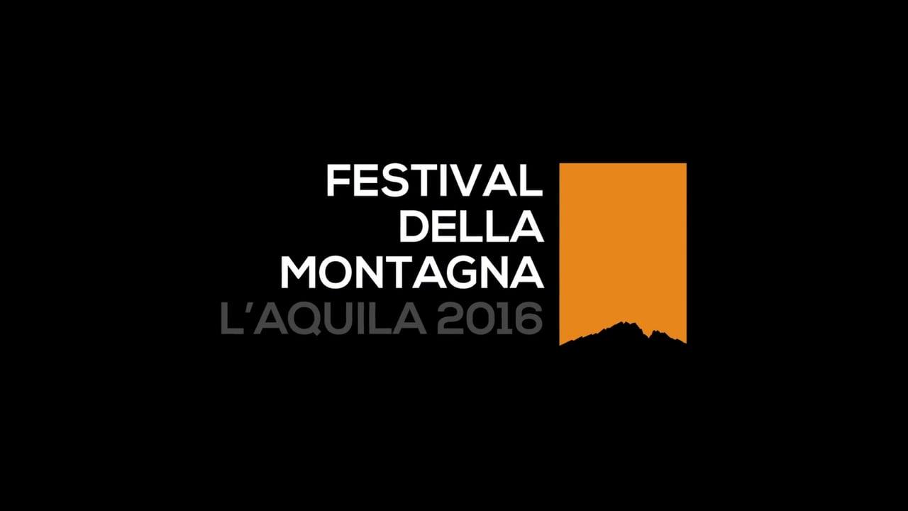 Waiting for.. Festival della Montagna L'Aquila 2016