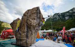 Report Frasassi Climbing Festival 2016