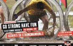 La Sportiva in partnership con Fisherman's Friend StrongmanRun 2017