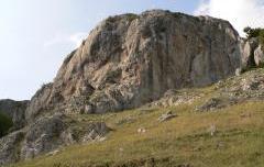 Arrampicare sul Calcare Lucano