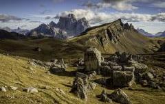 Sentiero Italia Cai N.1 dal Carso alle dolomiti d'Ampezzo
