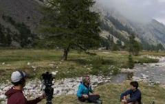 Parte progetto per il documentario sul Sentiero Italia CAI