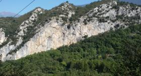 Arco - Red Point Wall (Laghel)