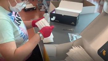 La Sportiva: produce 55.000 mascherine per Protezione Civile Trento