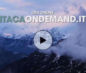 ITACA on Demand, prima piattaforma streaming interamente per l'outdoor
