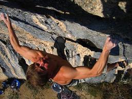 Sebastian Wutke: A trazione 8b - (fot. Ola Taistra)