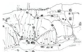 Mappa delle Vie - Schizzo di un utente