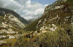 Vista di Ferentillo. - Google