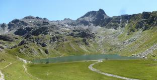 Lago di Pontechianale - Gulliver.it