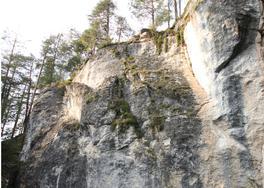 Vista della parete - Vertical Life