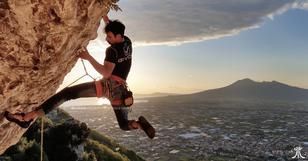 Free Climbing Napoli, Climbing Vesuvius. Mountains From Fire - © Direzione Verticale / ogni diritto riservato