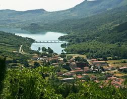 Vista panoramica - www.Parcoabruzzo.it