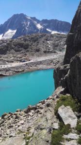 vista lago passo paradiso - patrick