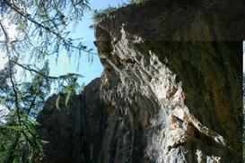 falesia - upclimbing