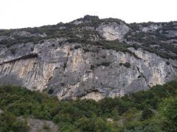 Parete rocciosa Padaro - Andrea Facchetti