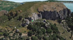 Castelmola - Google Earth