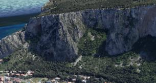 Preistoria - Google Earth