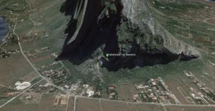 Vista dall'alto - Google Earth