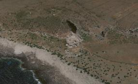 Bunker Salinella - Google Earth