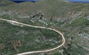 Vista della Roccia - google earth
