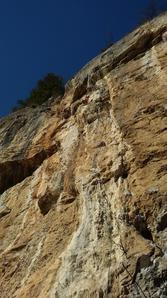 Massone - Settore B roccia rossa - Andrea Facchetti