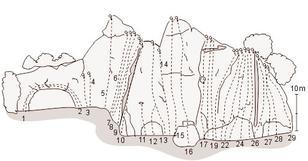 falesia barbarano - g corre