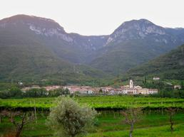 Vista di Brentino Belluno - Infrazionedipassi
