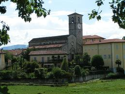 Romanic church in Brezzo di Bedero - Corradox